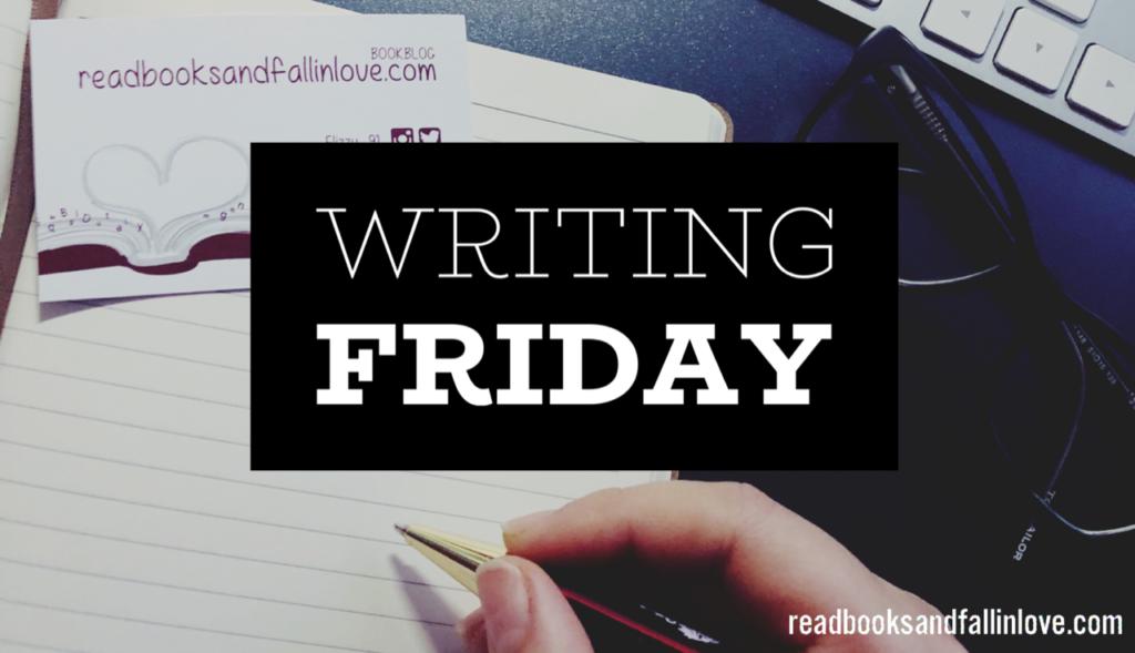 Blogaktion; Writing Friday