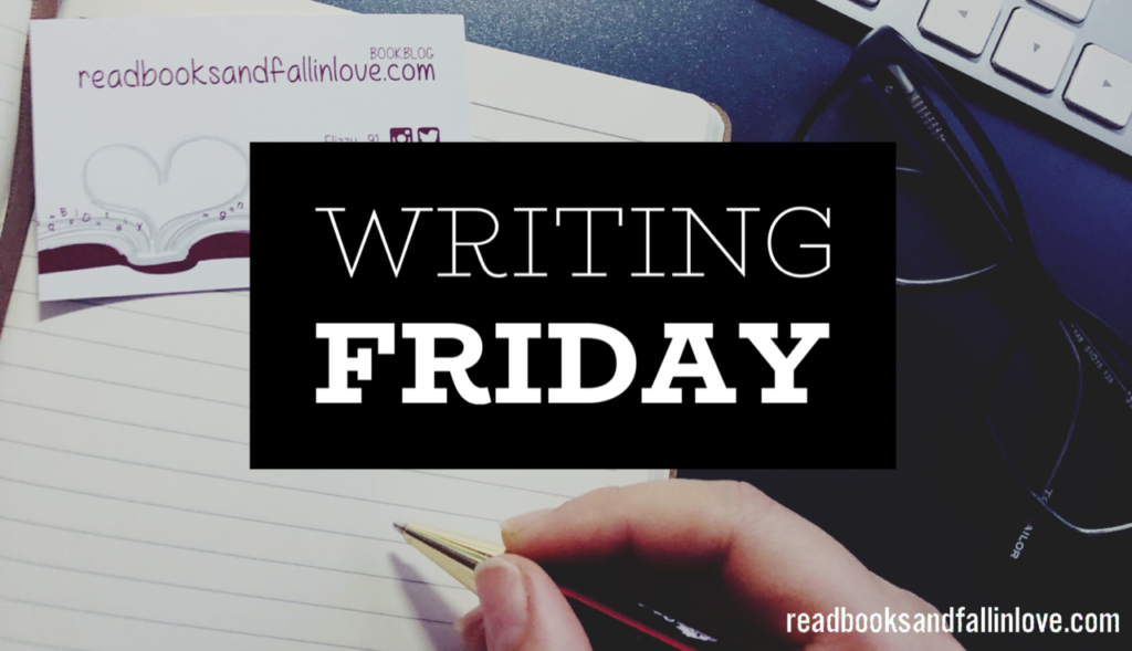 #WritingFriday Blogaktion