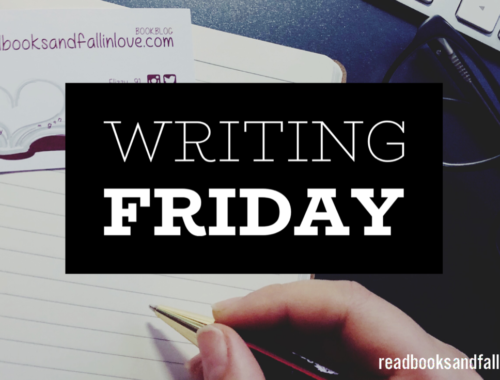 #WritingFriday - Blutmond