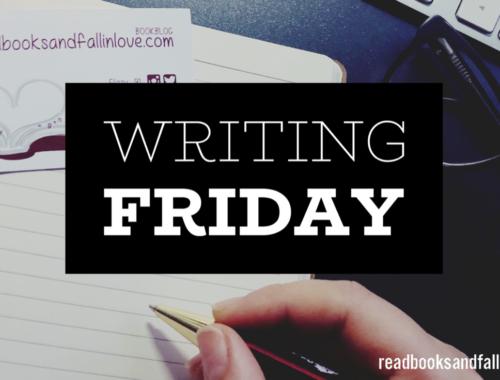#WritingFriday - Die Schreibaufgaben November 2019