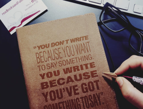 #WritingFriday Schreibaufgaben Januar 2020