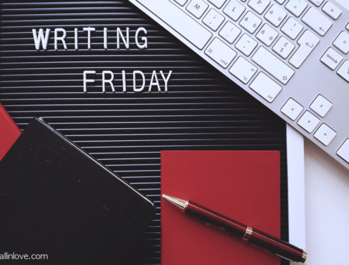 #WritingFriday Schreibaufgaben März 2020