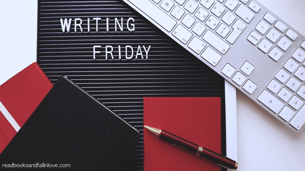 #WritingFriday Woche 11: Der Frühling kommt