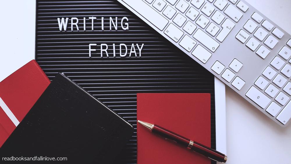 #WritingFriday. Schreibaufgaben für April